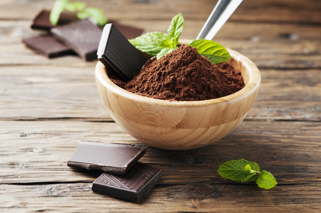 Microdosing with cocoa